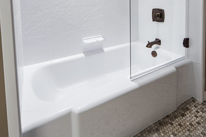 Bath fitter gallery for Bathroom refitters